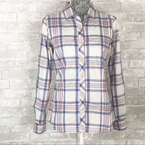THE NORTH FACE Baylyn Plaid Button Down Shirt